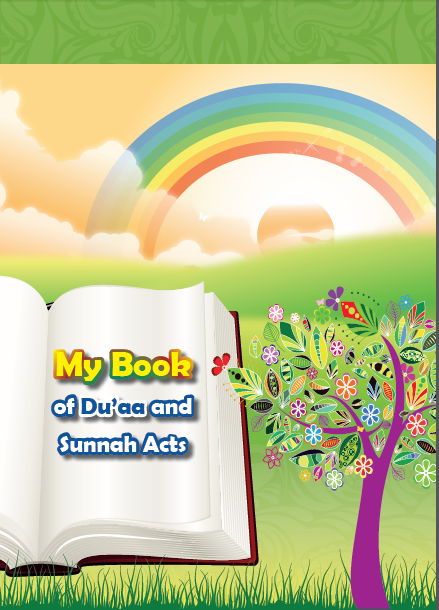 Book of Du'aa and Sunnah Acts for Children